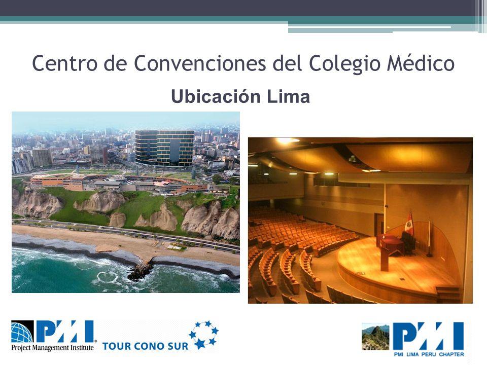 Centro de Convenciones del Colegio Médico