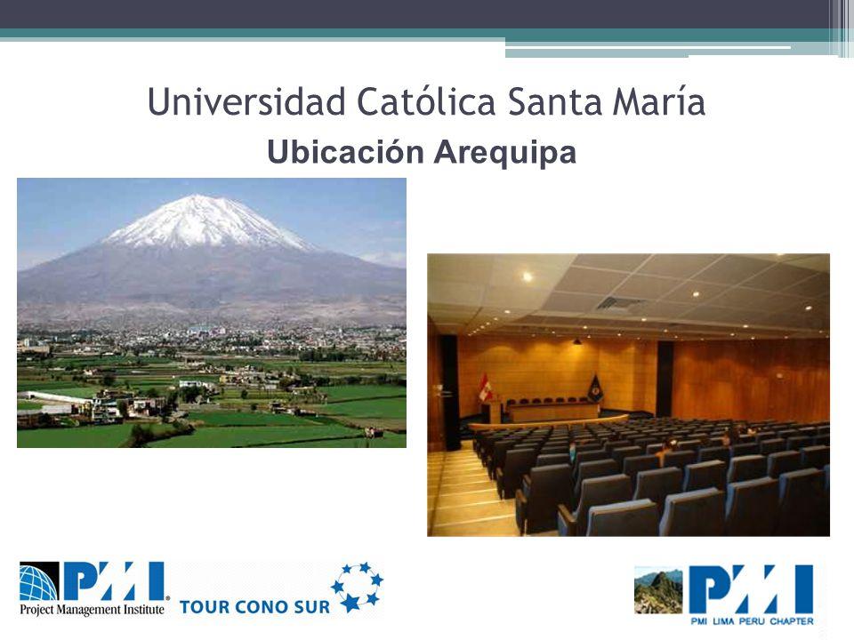 Universidad Católica Santa María