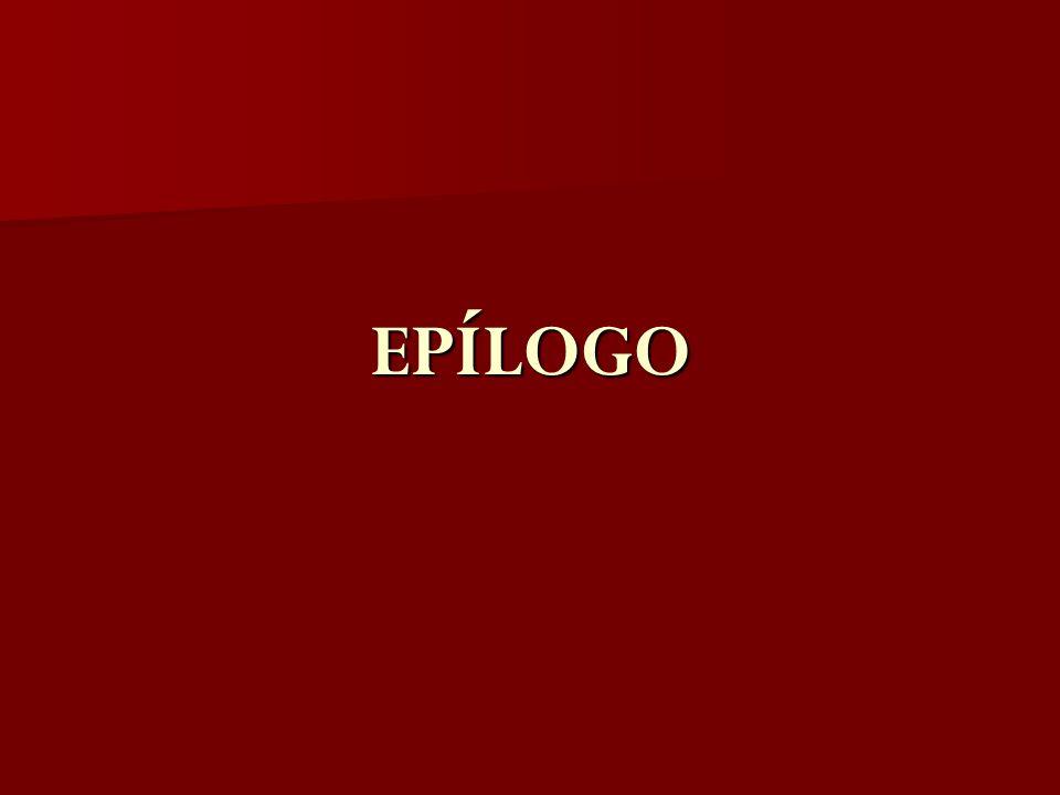 EPÍLOGO