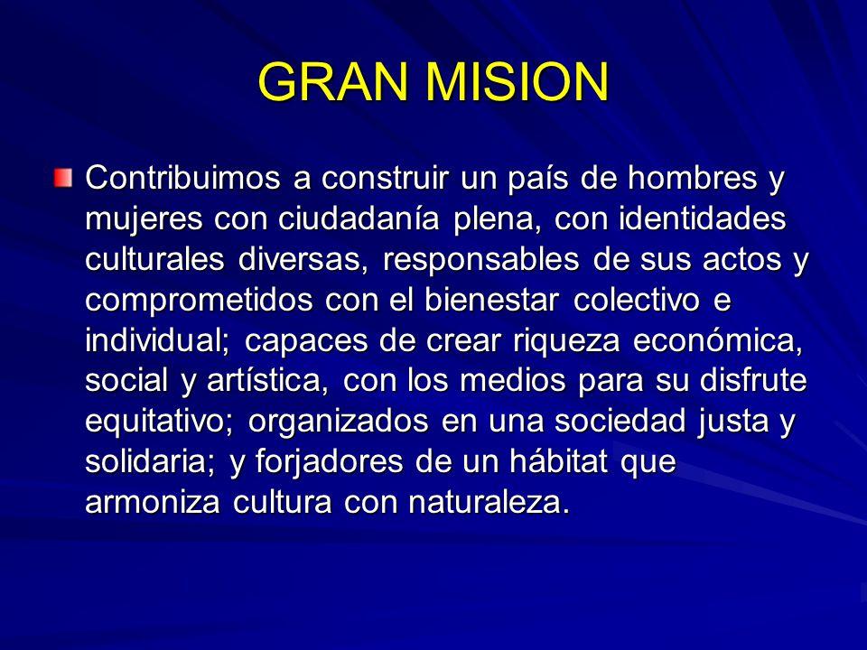 GRAN MISION