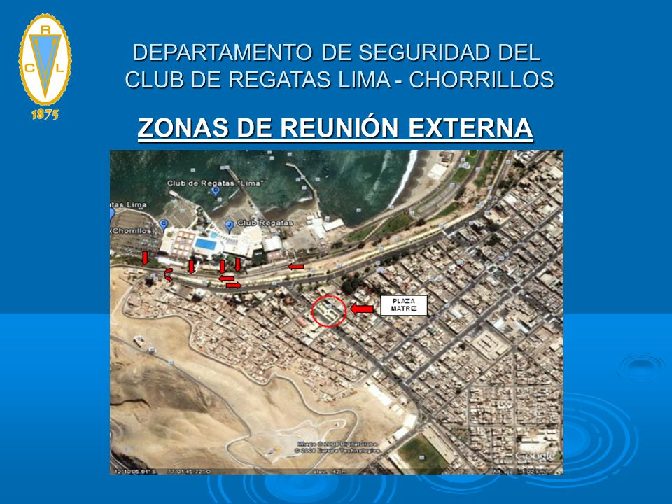 ZONAS DE REUNIÓN EXTERNA