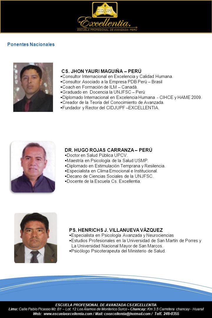 ESCUELA PROFESIONAL DE AVANZADA CS EXCELLENTIA