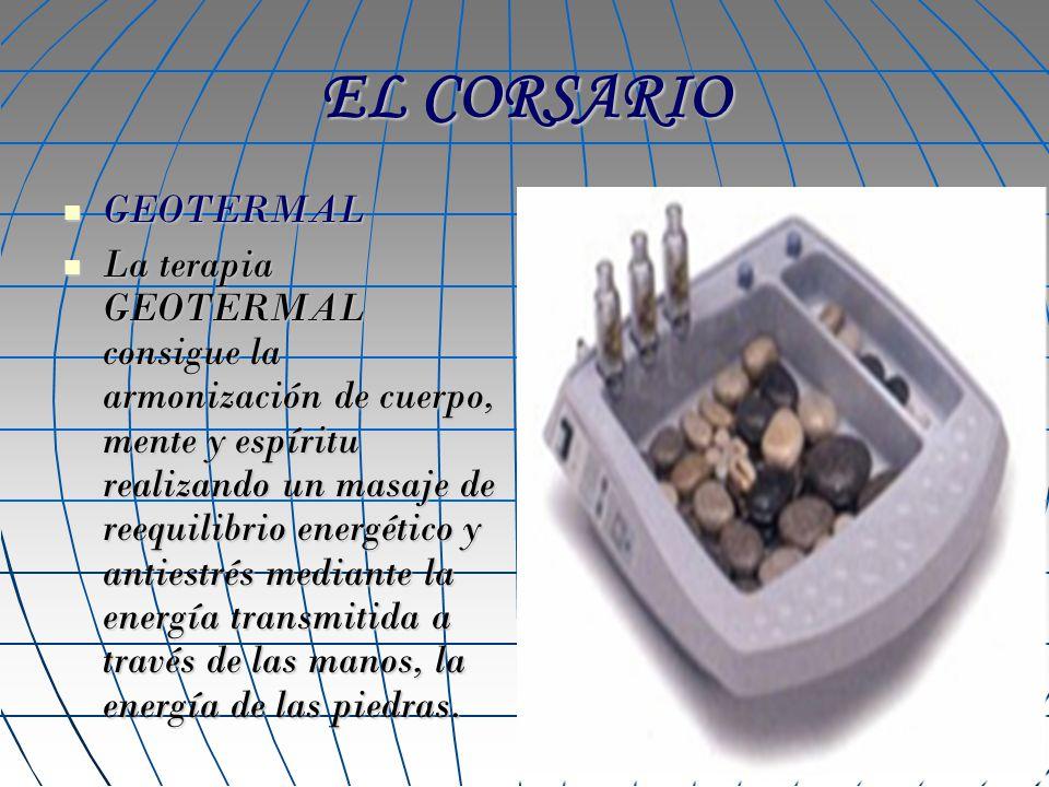 EL CORSARIO GEOTERMAL.