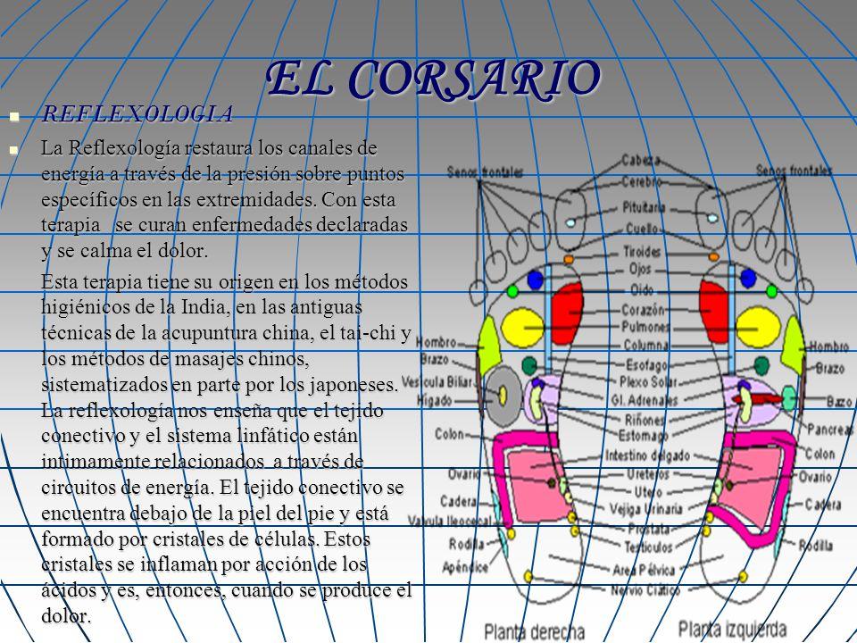 EL CORSARIO REFLEXOLOGIA