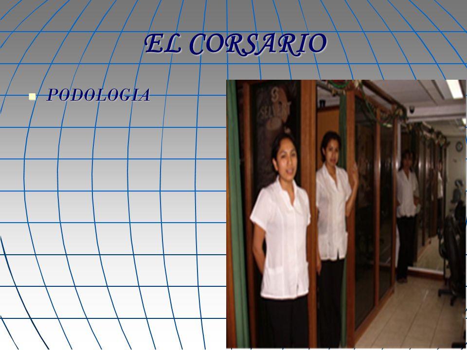 EL CORSARIO PODOLOGIA