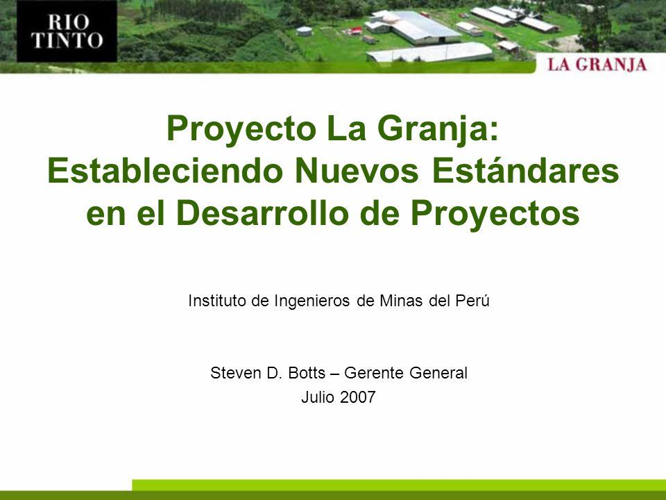 Proyecto La Granja: Estableciendo Nuevos Estándares en el Desarrollo de Proyectos