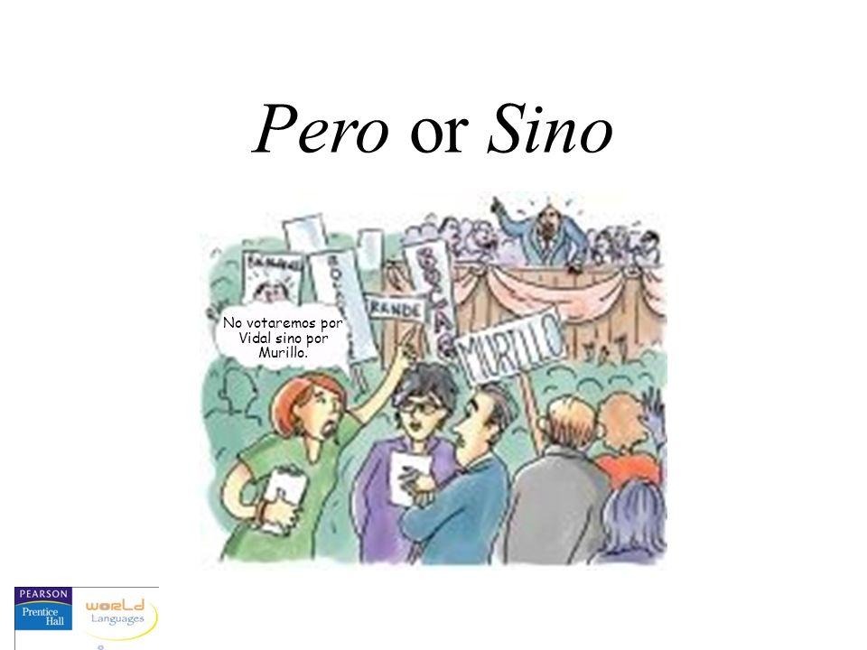 No votaremos por Vidal sino por Murillo.