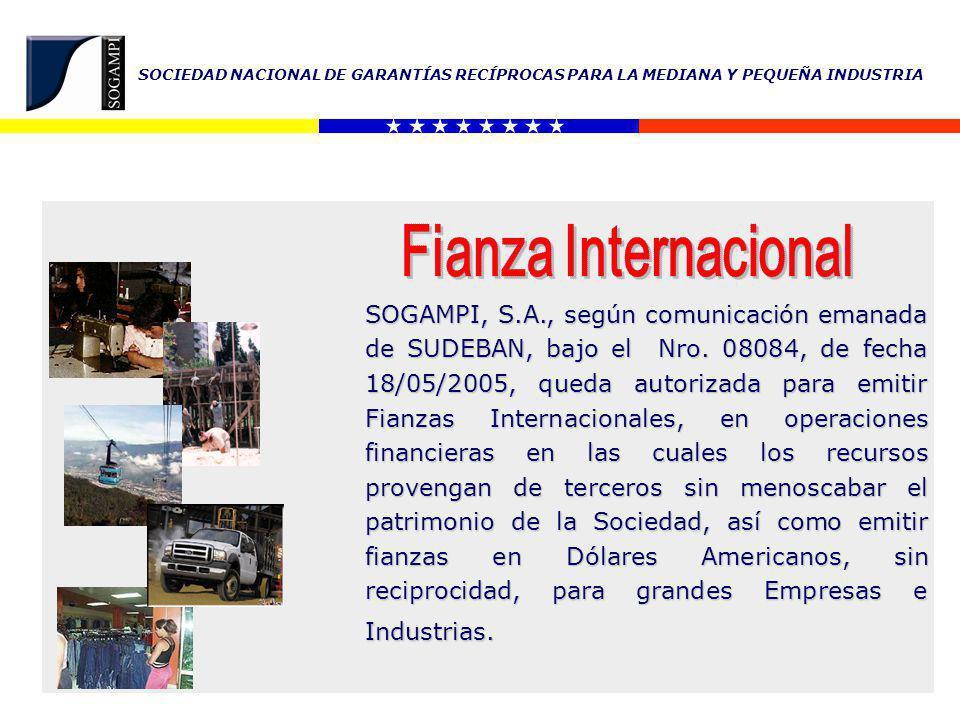 Fianza Internacional