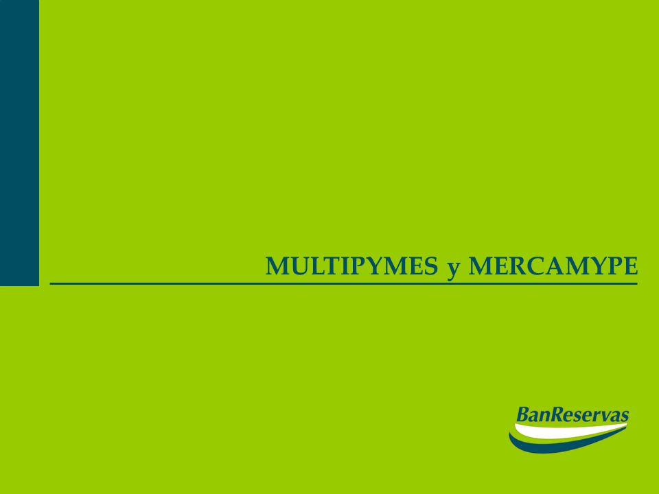MULTIPYMES y MERCAMYPE