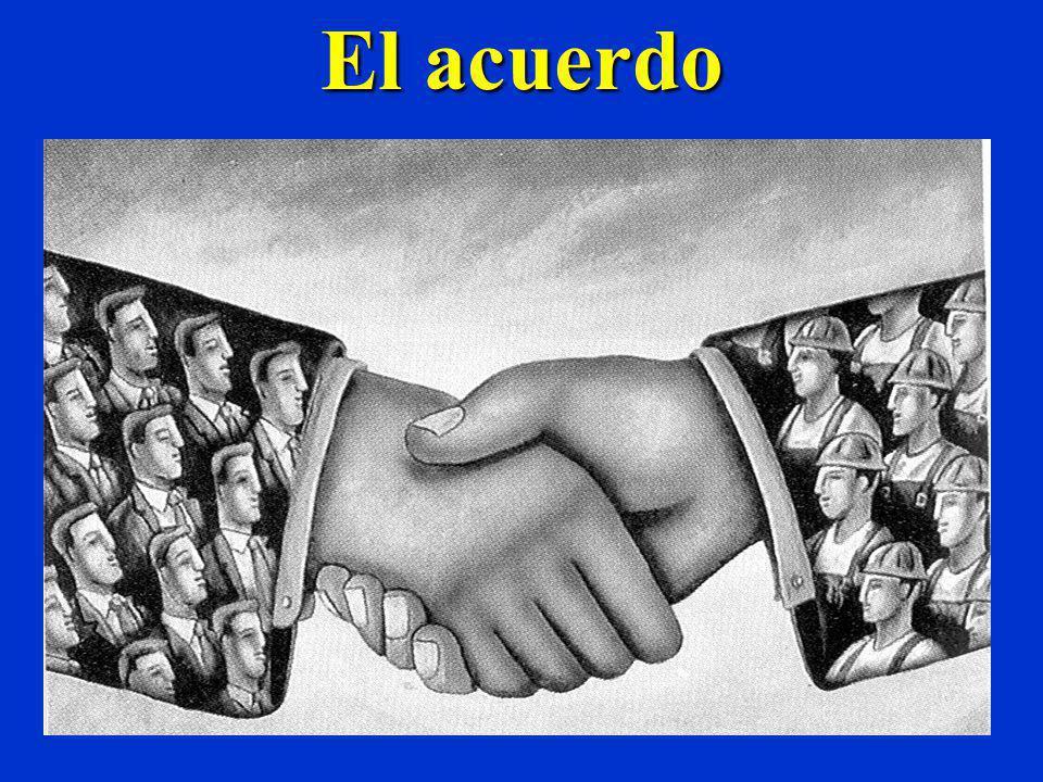El acuerdo