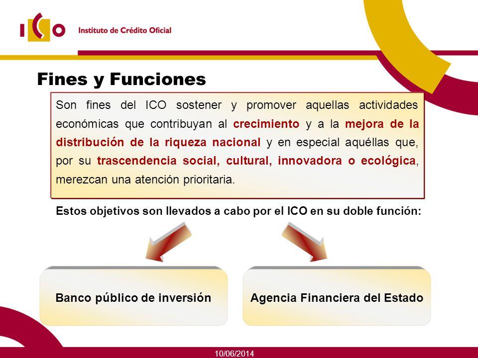 Banco público de inversión Agencia Financiera del Estado