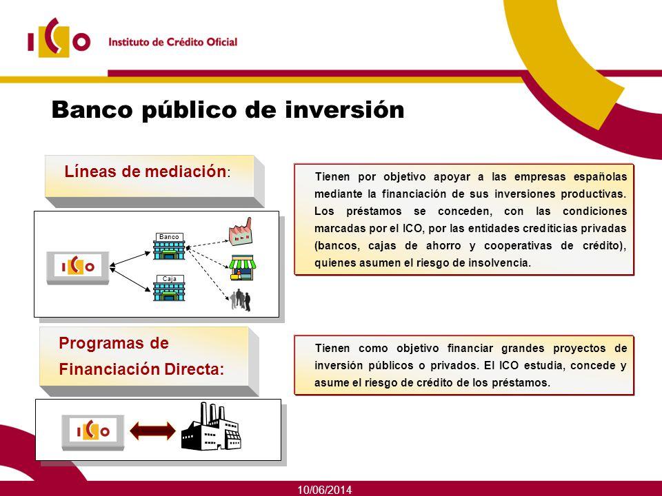 Banco público de inversión