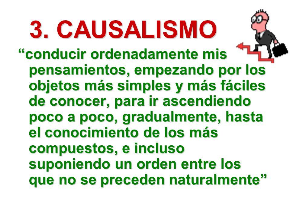 3. CAUSALISMO