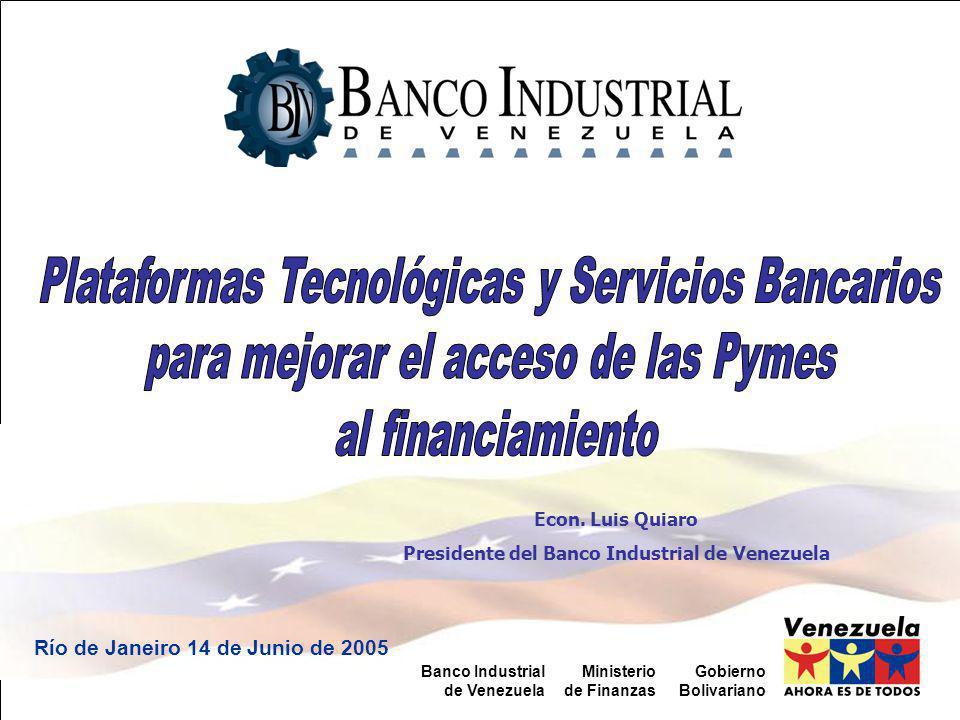 Plataformas Tecnológicas y Servicios Bancarios