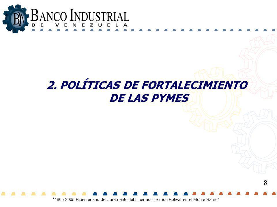2. POLÍTICAS DE FORTALECIMIENTO