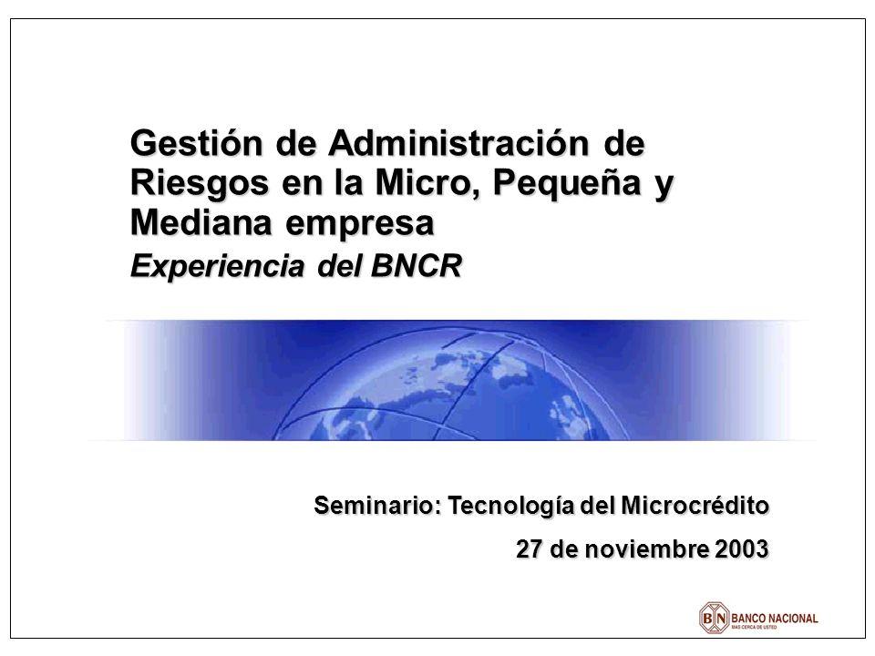 Gestión de Administración de Riesgos en la Micro, Pequeña y Mediana empresa