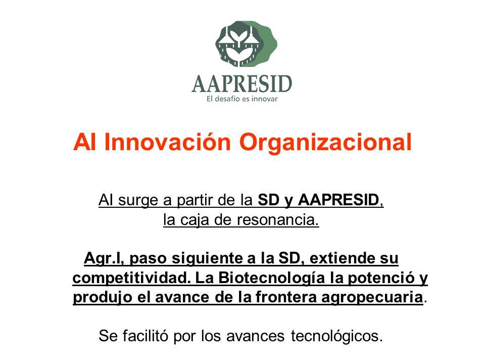 AI Innovación Organizacional