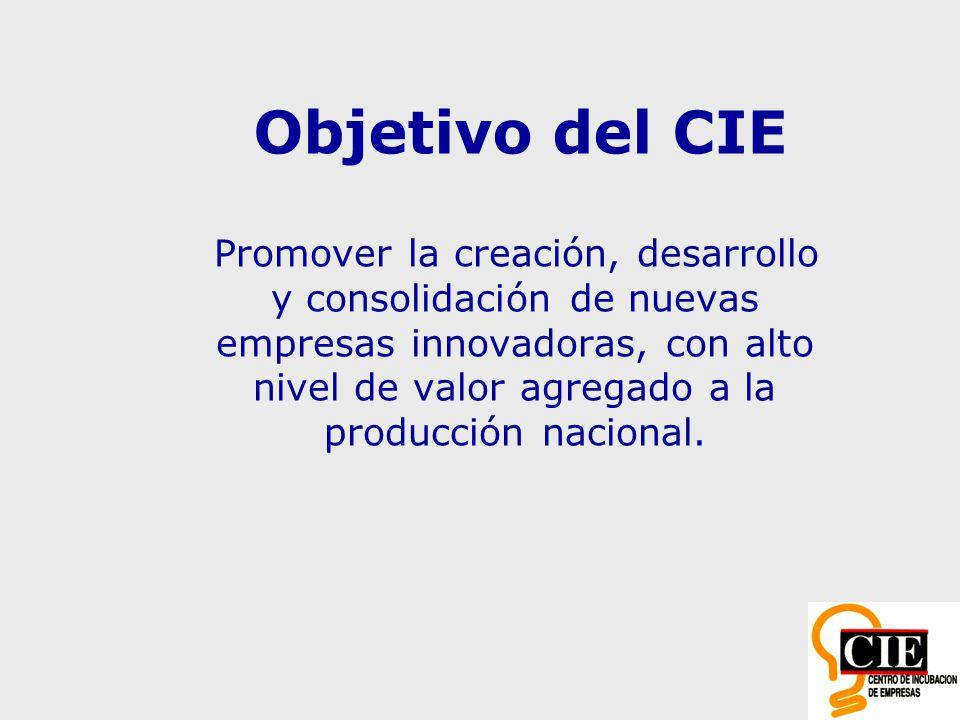Objetivo del CIE