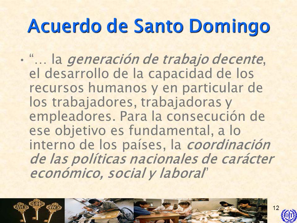 Acuerdo de Santo Domingo