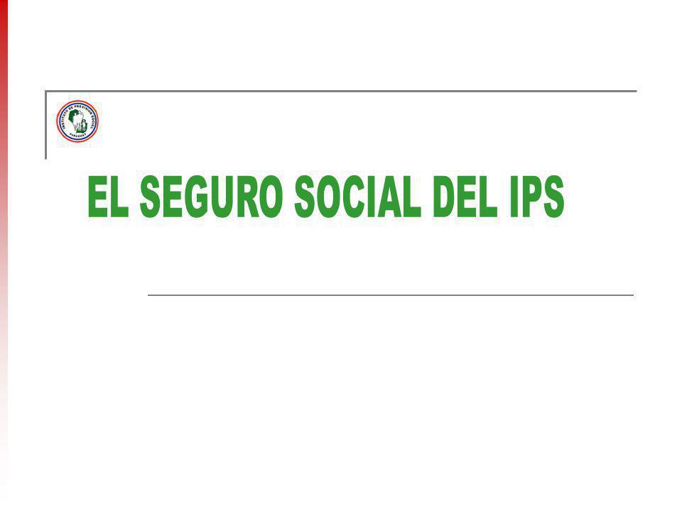EL SEGURO SOCIAL DEL IPS