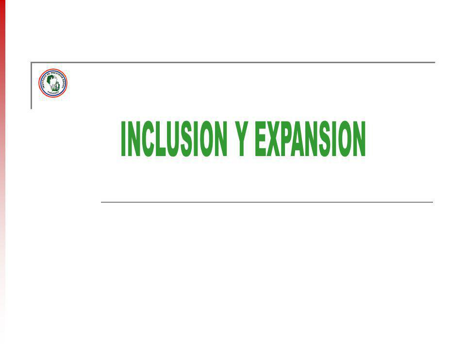 INCLUSION Y EXPANSION