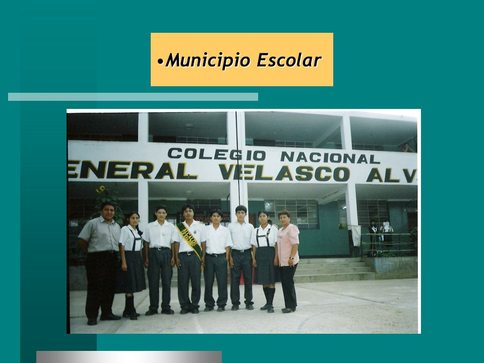 Municipio Escolar