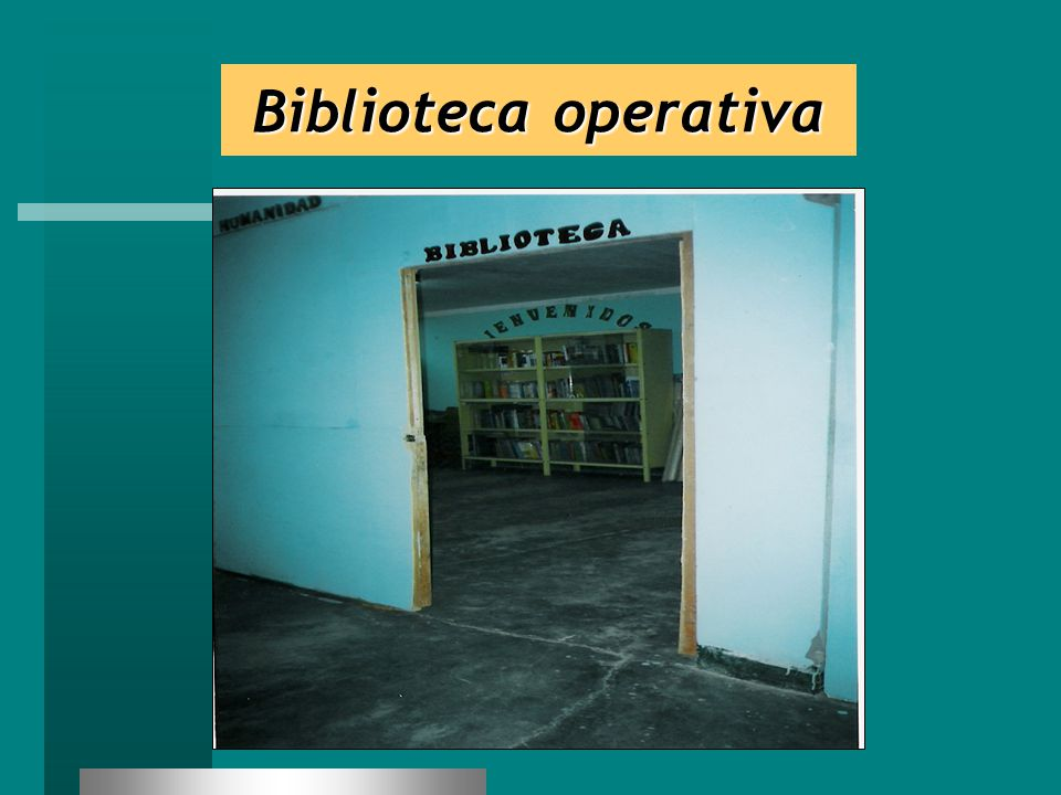 Biblioteca operativa