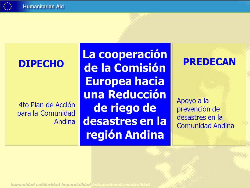 4to Plan de Acción para la Comunidad Andina