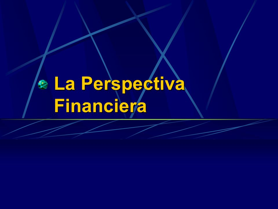 La Perspectiva Financiera