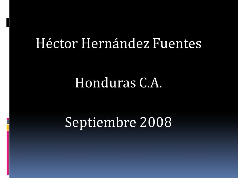 Héctor Hernández Fuentes