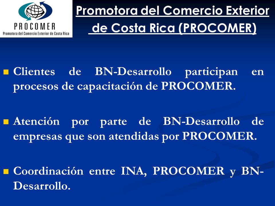 Promotora del Comercio Exterior de Costa Rica (PROCOMER)