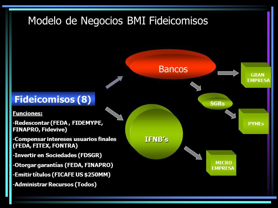 Modelo de Negocios BMI Fideicomisos