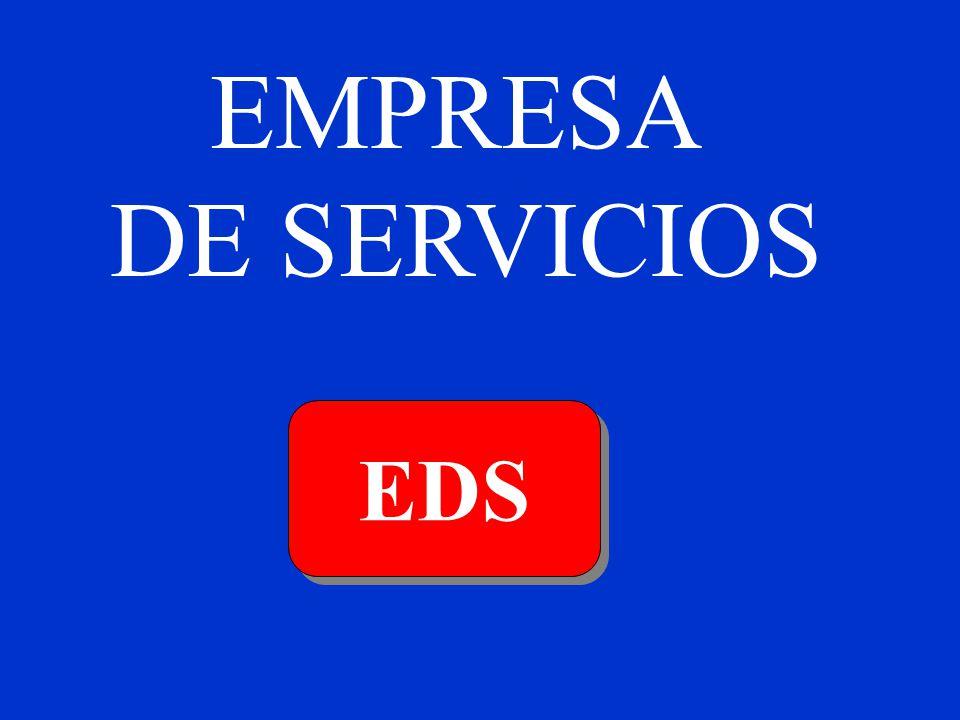 EMPRESA DE SERVICIOS EDS