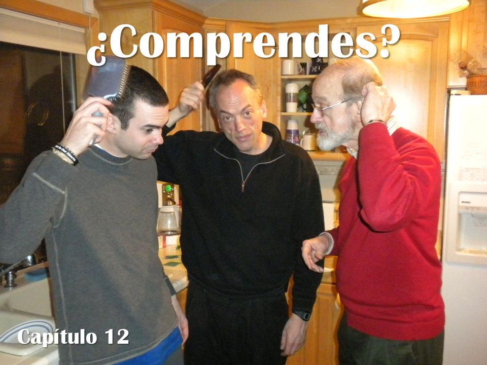 ¿Comprendes Capítulo 12