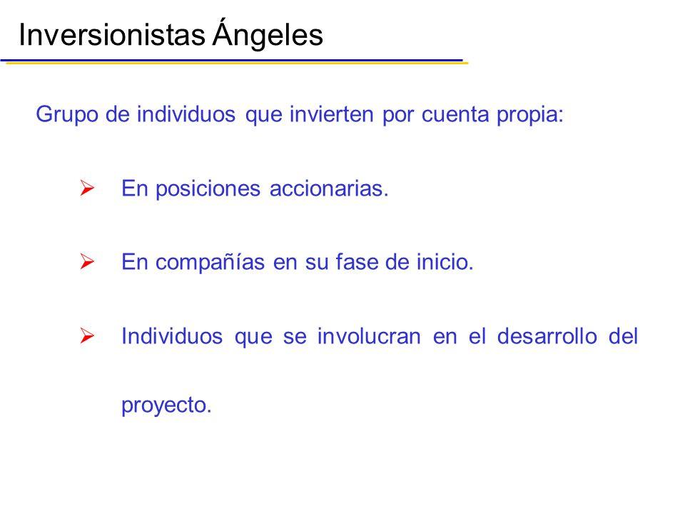 Inversionistas Ángeles
