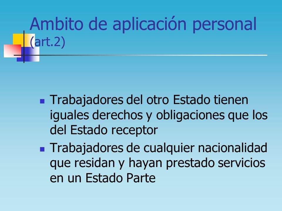 Ambito de aplicación personal (art.2)