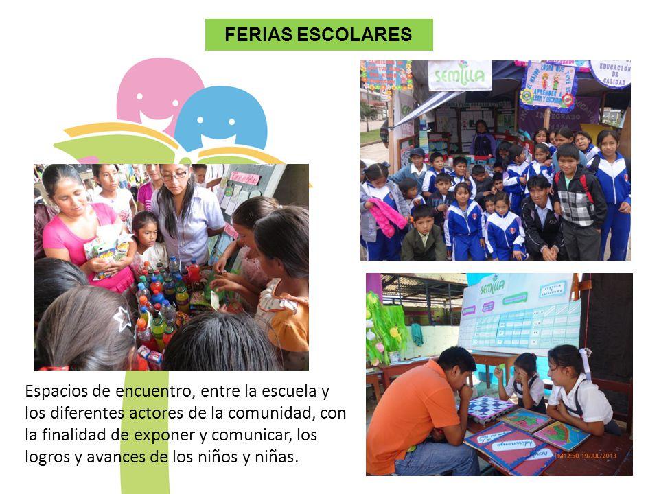FERIAS ESCOLARES