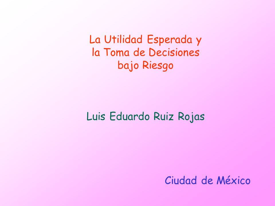 Luis Eduardo Ruiz Rojas