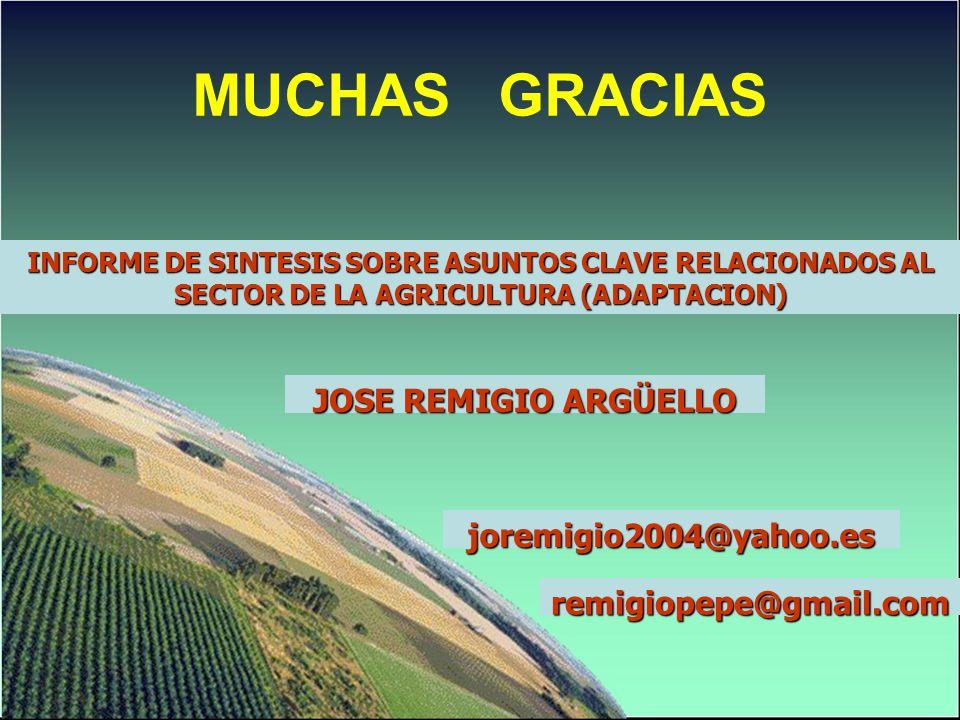 MUCHAS GRACIAS JOSE REMIGIO ARGÜELLO joremigio2004@yahoo.es