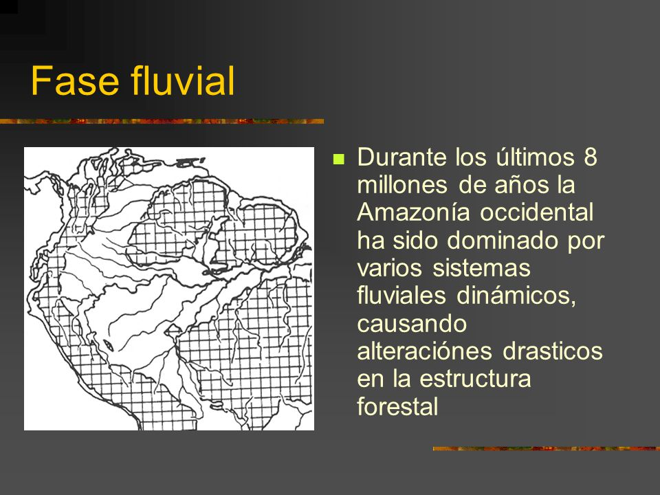 Fase fluvial