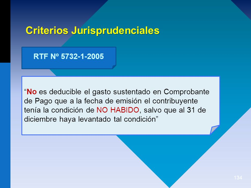 Criterios Jurisprudenciales