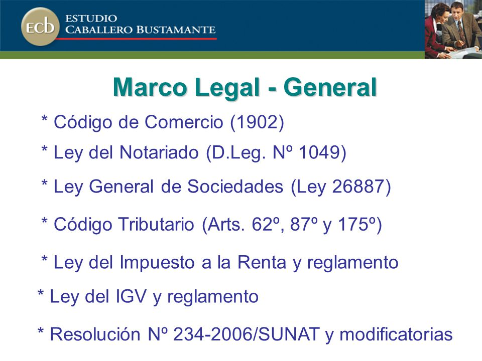 Marco Legal - General * Código de Comercio (1902)