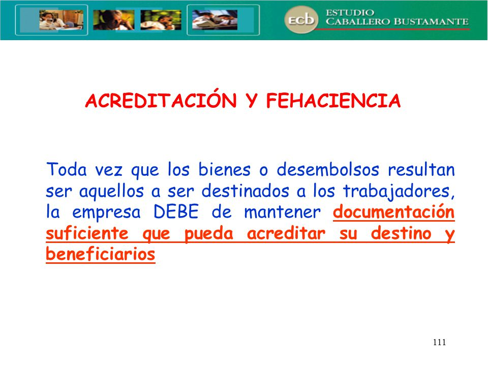 ACREDITACIÓN Y FEHACIENCIA