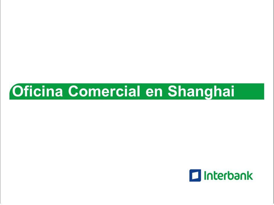 Oficina Comercial en Shanghai