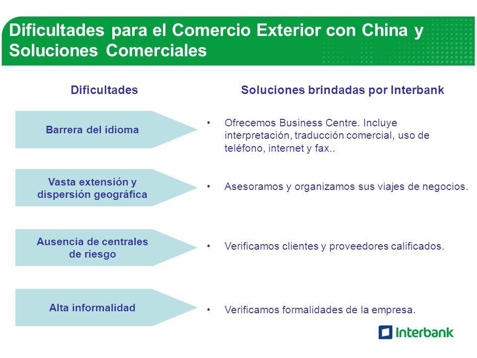 Dificultades para el Comercio Exterior con China y Soluciones Comerciales