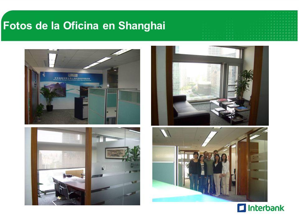Fotos de la Oficina en Shanghai