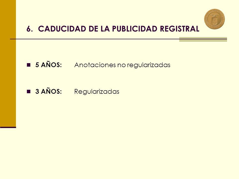7. CERTIFICADOS QUE EXPIDE EL REGISTRO