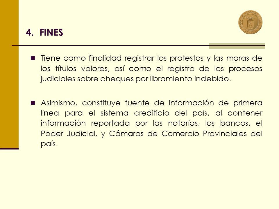 5. FUNCIONES ESPECÍFICAS