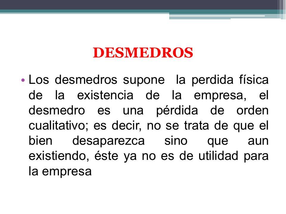 DESMEDROS