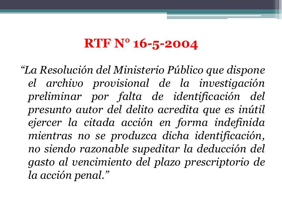 RTF N° 16-5-2004